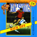 Kick Off Commodore 64 Front Cover