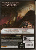 Devil May Cry 4 (Collector's Edition) Xbox 360 Back Cover