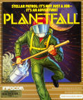 Planetfall Macintosh Front Cover