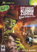 Stubbs the Zombie in Rebel Without a Pulse Xbox Front Cover