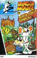 Danger Mouse in the Black Forest Chateau MSX Front Cover