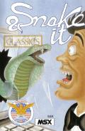 Snake It MSX Front Cover