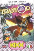 Trantor the Last Stormtrooper MSX Front Cover