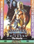 Masters of the Universe: The Movie MSX Front Cover