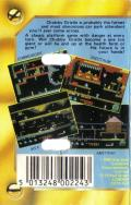 Chubby Gristle MSX Back Cover