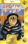 Chubby Gristle MSX Front Cover