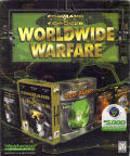 Command & Conquer: Worldwide Warfare DOS Front Cover