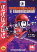 TinHead Genesis Front Cover