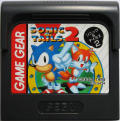 Sonic the Hedgehog: Triple Trouble Game Gear Media