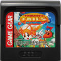 Tails' Skypatrol Game Gear Media