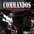 Commandos: Behind Enemy Lines Windows Other Jewel Case - Front Cover