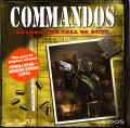 Commandos: Beyond the Call of Duty Windows Other Jewel Case - Front Cover