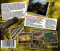 Commandos: Beyond the Call of Duty Windows Other Jewel Case - Back Cover