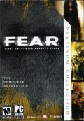 F.E.A.R.: First Encounter Assault Recon - The Complete Collection (Platinum Collection) Windows Front Cover