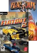 FlatOut Duo Pack Windows Front Cover