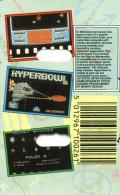 Hyperbowl Amstrad CPC Back Cover