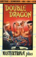 Double Dragon Amstrad CPC Front Cover