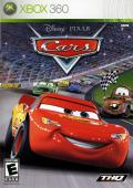 Disney•Pixar Cars Xbox 360 Front Cover