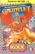 Gauntlet II ZX Spectrum Front Cover