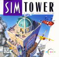 SimTower: The Vertical Empire Windows 3.x Other Jewel Case - Front