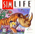 SimLife Windows 3.x Other Jewel Case - Front
