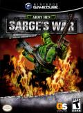 Army Men: Sarge's War GameCube Front Cover