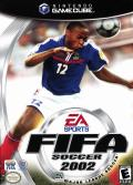 FIFA Soccer 2002 GameCube Front Cover