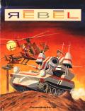 Rebel Commodore 64 Front Cover