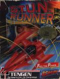 S.T.U.N. Runner Commodore 64 Front Cover