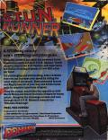 S.T.U.N. Runner Commodore 64 Back Cover