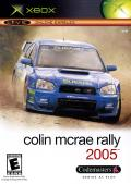 Colin McRae Rally 2005 Xbox Front Cover