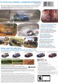 Colin McRae Rally 2005 Xbox Back Cover