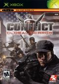 Conflict: Global Terror Xbox Front Cover