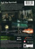 Curse: The Eye of Isis Xbox Back Cover