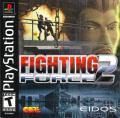 Fighting Force 2 PlayStation Front Cover