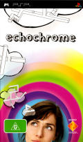 echochrome PSP Front Cover