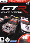 GTR Evolution Windows Front Cover