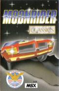 Moonrider MSX Front Cover