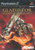 Gladiator: Sword of Vengeance PlayStation 2 Front Cover