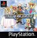 Tail Concerto PlayStation Front Cover