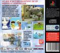 Tail Concerto PlayStation Back Cover