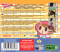 Mr. Driller Dreamcast Back Cover