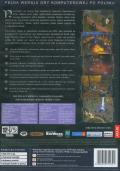 Neverwinter Nights Windows Back Cover