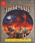 The Bard's Tale III: Thief of Fate Amiga Front Cover