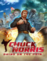 Chuck Norris: Bring on the Pain J2ME Front Cover