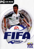 FIFA 2001 Windows Front Cover