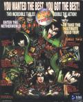 Kiss Pinball Windows Back Cover