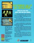 Teenage Mutant Ninja Turtles DOS Back Cover