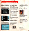Alter Ego Apple II Back Cover