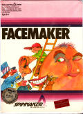 FaceMaker Apple II Front Cover